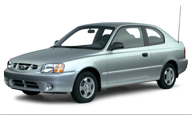 2000 Hyundai Accent Owners Manual and Concept