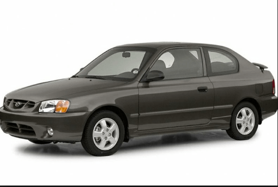 2002 Hyundai Accent Owners Manual and Concept