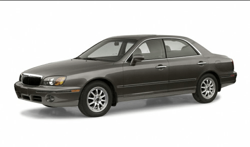 2002 Hyundai XG350 Owners Manual and Concept