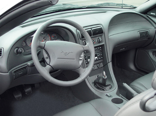 2003 Ford Mustang Interior and Redesign