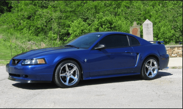 2003 Ford Mustang Owners Manual and Concept