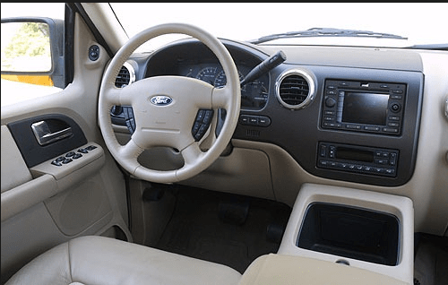 2004 Ford Expedition Interior and Redesign
