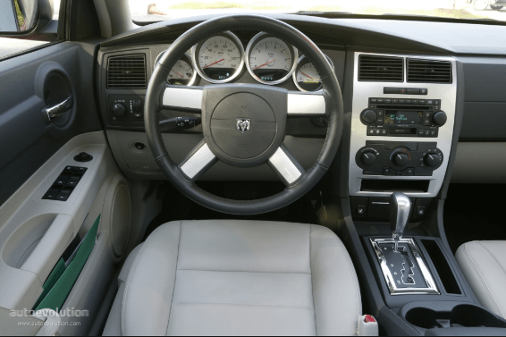 2005 Dodge Charger Interior and Redesign