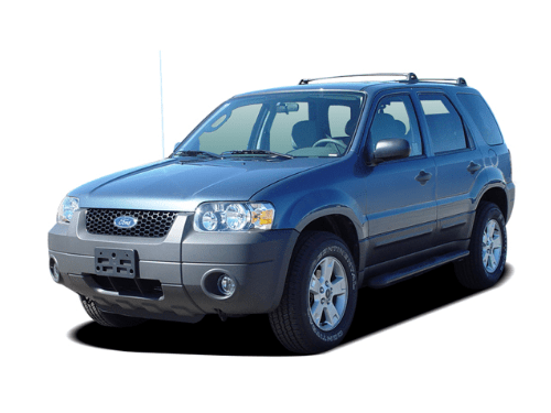 2005 Ford Escape Owners Manual and Concept