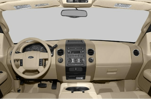 2005 Ford F-150 Interior and Redesign