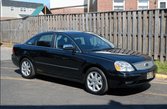 2005 Ford Five Hundred Owners Manual and Concept