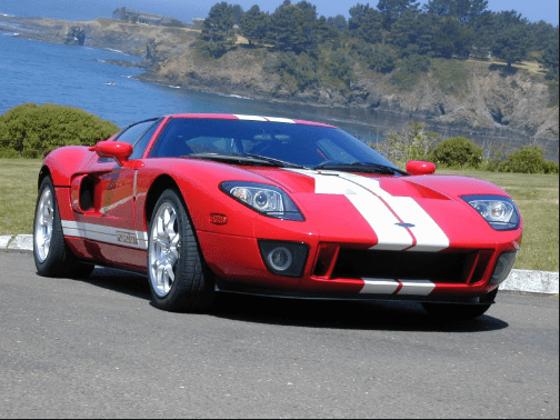 2005 Ford GT Owners Manual and Concept
