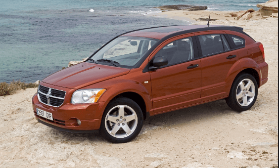 2006 Dodge Caliber Owners Manual and Concept
