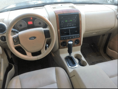 2006 Ford Explorer Interior and Redesign