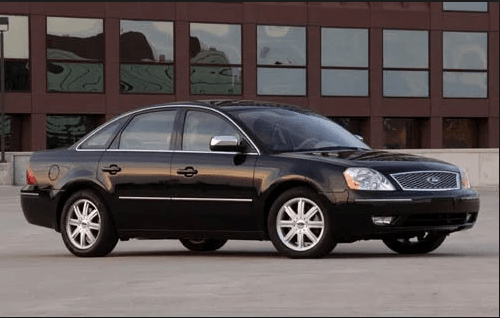2006 Ford Five Hundred Owners Manual and Concept