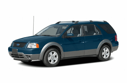 2006 Ford Freestyle Owners Manual and Concept