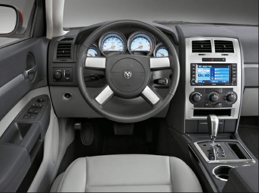2010 Dodge Charger Interior and Redesign