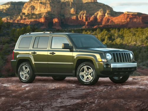 2010 Jeep Patriot Owners Manual and Concept