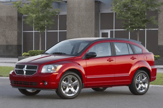 2012 Dodge Caliber Owners Manual and Concept