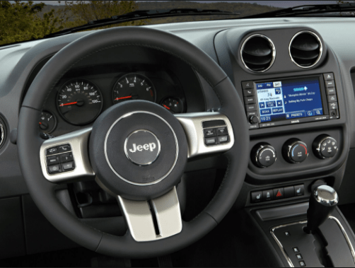 2013 Jeep Patriot Interior and Redesign
