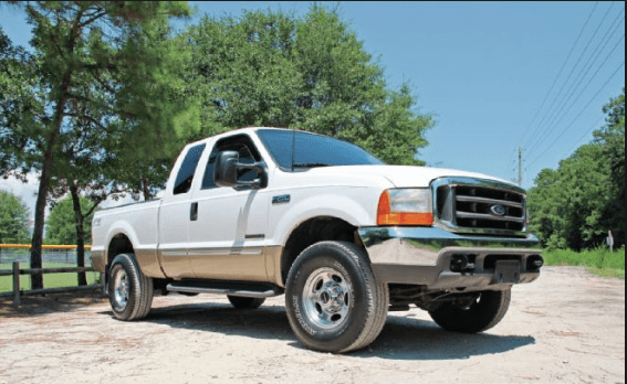 1999 Ford Super Duty Owners Manual and Concept
