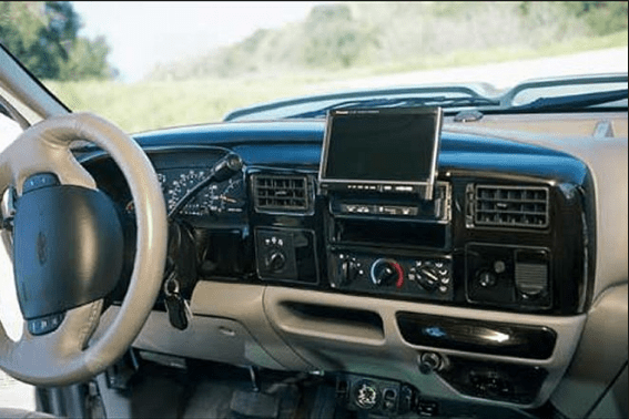 2001 Ford Super Duty Interior and Redesign