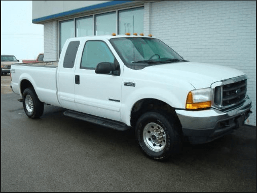 2001 Ford Super Duty Owners Manual and Concept