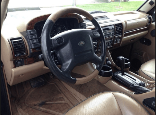 2001 Land Rover Discovery Interior and Redesign