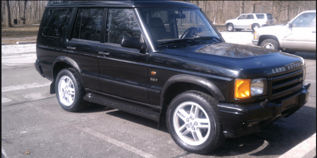 2002 Land Rover Discovery Owners Manual and Concept