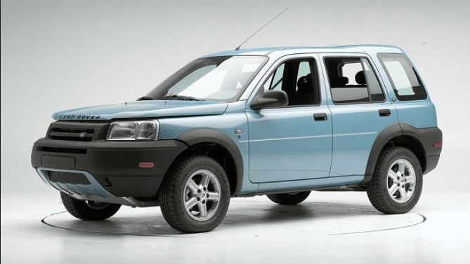 2002 Land Rover Freelander Owners Manual and Concept
