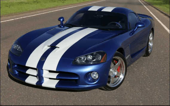 2007 Dodge Viper Owners Manual and Concept