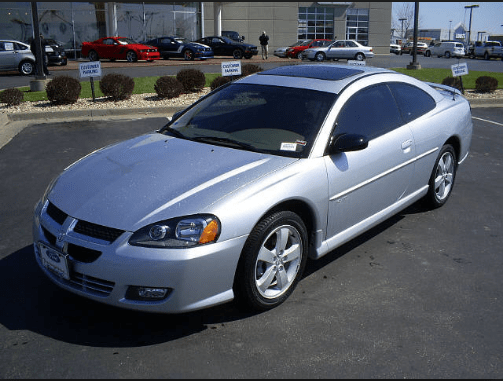 2008 Dodge Stratus Owners Manual and Concept