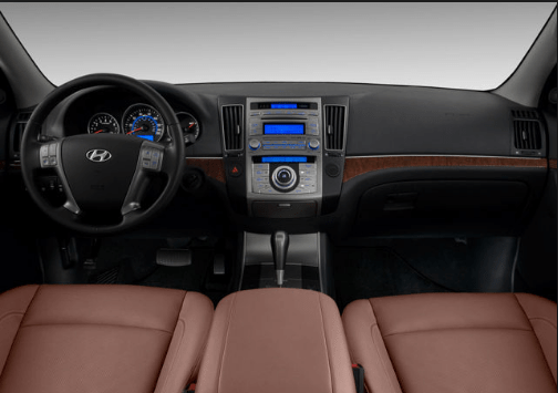 2009 Hyundai Veracruz Interior and Redesign