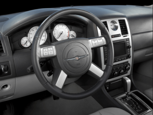 2010 Chrysler 300 Interior and Redesign