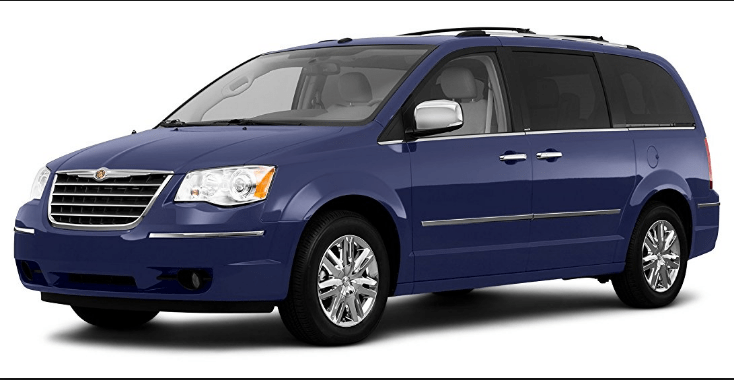 2010 Chrysler Town & Country Owners Manual and Concept