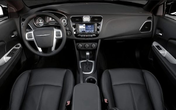 2011 Chrysler 200 Interior and Redesign