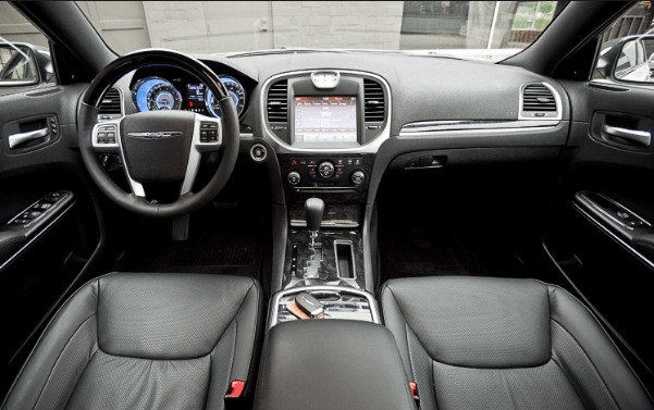 2011 Chrysler 300 Interior and Redesign
