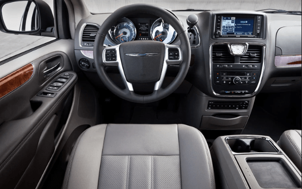 2011 Chrysler Town & Country Interior and Redesign
