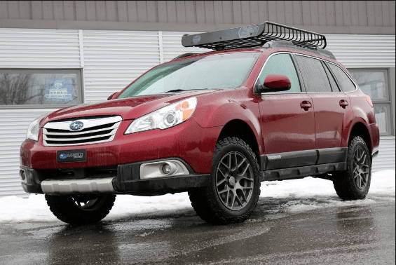 2011 Subaru Outback Owners Manual and Concept