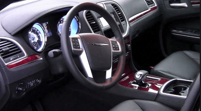 2012 Chrysler 300 Interior and Redesign