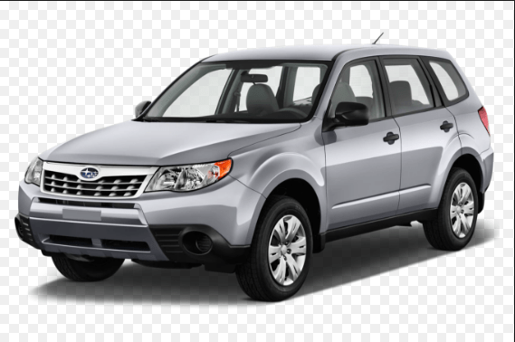 2012 Subaru Forester Owners Manual and Concept
