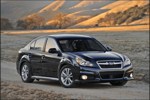 2012 Subaru Legacy Owners Manual and Concept