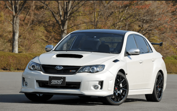 2012 Subaru WRX Owners Manual and Concept