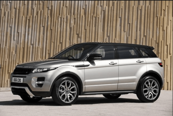 2013 Land Rover Range Rover Evoque Owners Manual and Concept