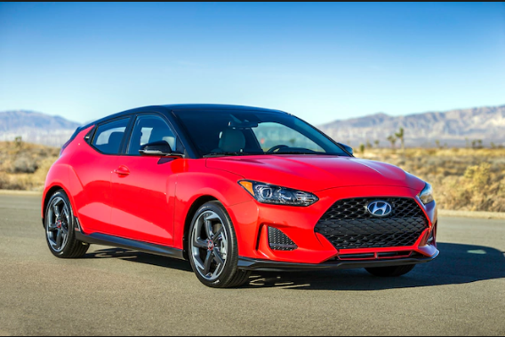 2019 Hyundai Veloster Owners Manual and Concept