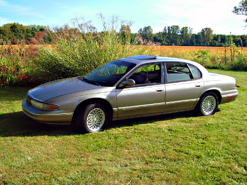 1995 Chrysler LHS Owners Manual and Concept