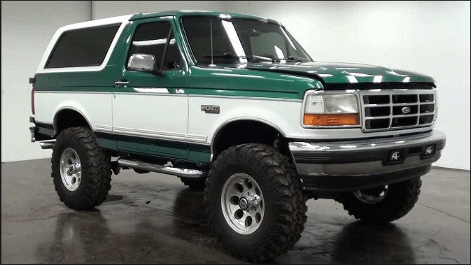 ford bronco owners manual owners manual usa