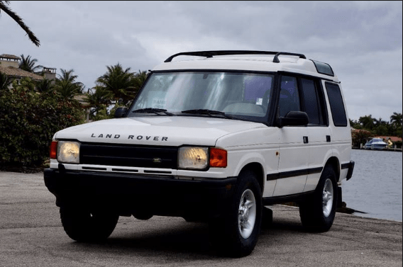 1996 Land Rover Discovery Owners Manual and Concept