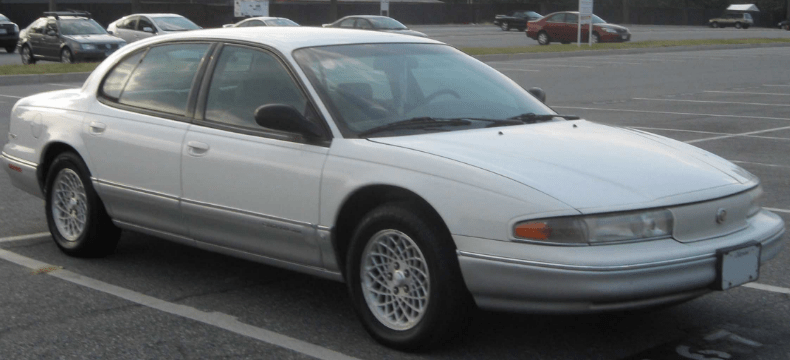 1997 Chrysler LHS Owner Manual and Concept
