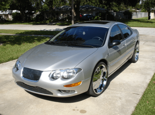 2000 Chrysler 300M Owners Manual and Concept
