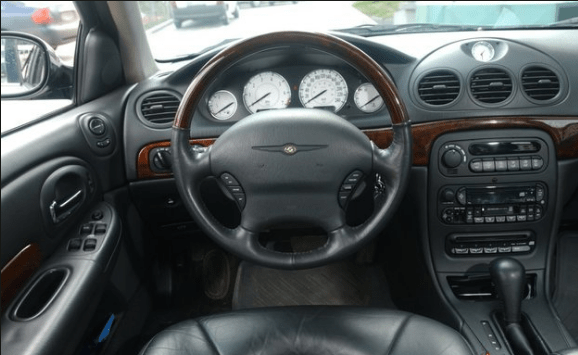 2001 Chrysler 300M Interior and Redesign