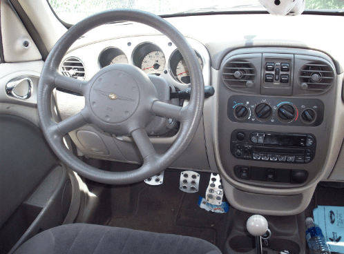 2002 Chrysler PT Cruiser Interior and Redesign