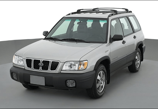 2002 Subaru Forester Owners Manual and Concept