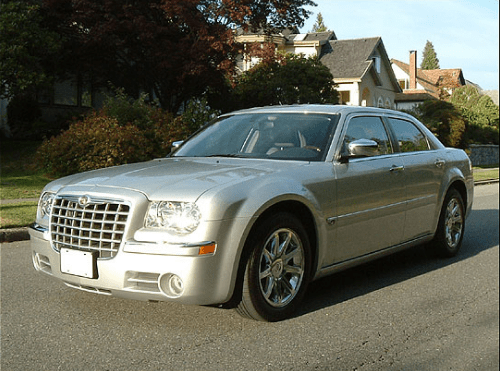 2005 Chrysler 300 Owners Manual and Concept