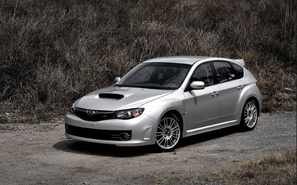 2008 Subaru WRX Owners Manual and Concept